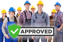 find local approved Strabane trades
